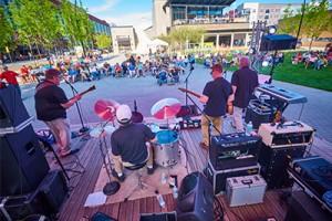 Liberty Center Concert Series