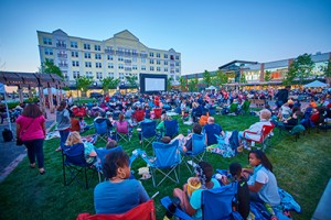 Liberty Center summer movies